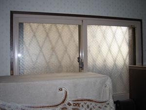 断熱内窓インプラスリフォーム後