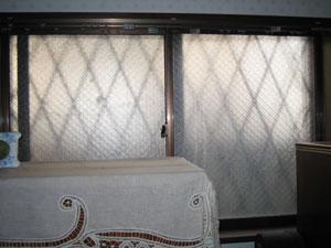 断熱内窓インプラスリフォーム前