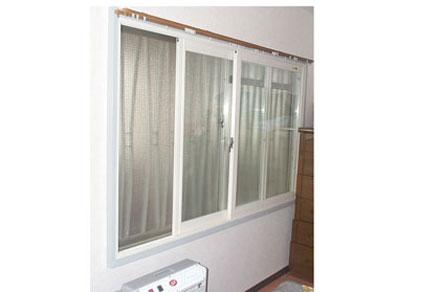 断熱内窓インプラスリフォーム後2