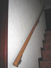 Ki様邸階段手すり施工後1