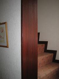 Ki様邸階段手すり施工前3