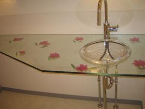 BSH様トイレ洗面台