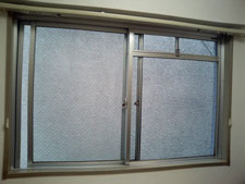 IT様邸防音二重窓施工前