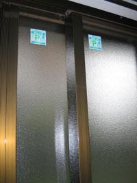 NM防犯ガラス対策後2