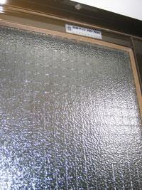 NM防犯ガラス対策前2