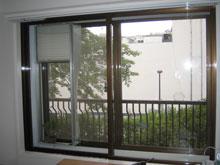 HY様邸防音二重樹脂窓設置前2