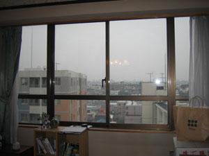 NK様邸防音二重窓施工前3