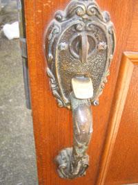 SA様邸玄関錠
