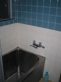 YM様邸浴室バスルームリフォーム前