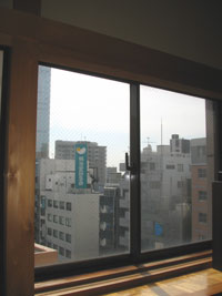 NM様邸防音二重窓施工前3