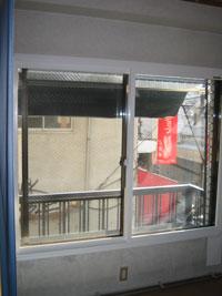 OZ様邸防音二重窓施工後2