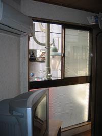 OZ様邸防音二重窓施工前