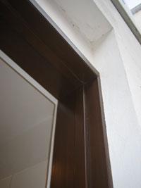 ZZ様邸玄関ドアカバー工法リフォーム前2