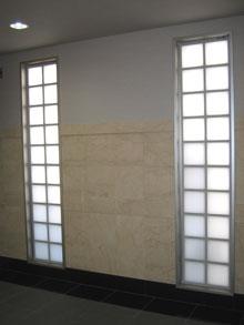 SJUマンションガラスブロック