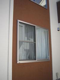MD様邸窓シャッター設置前3