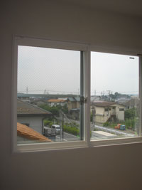 SZ様邸防音二重窓施工後2