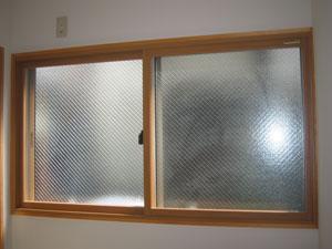 HM様邸防音二重窓