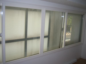 TN様邸防音二重窓設置後1