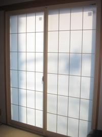 MI様邸防音二重窓設置後1