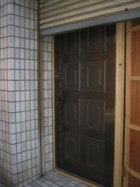 IM様邸玄関ドア交換リフォーム前