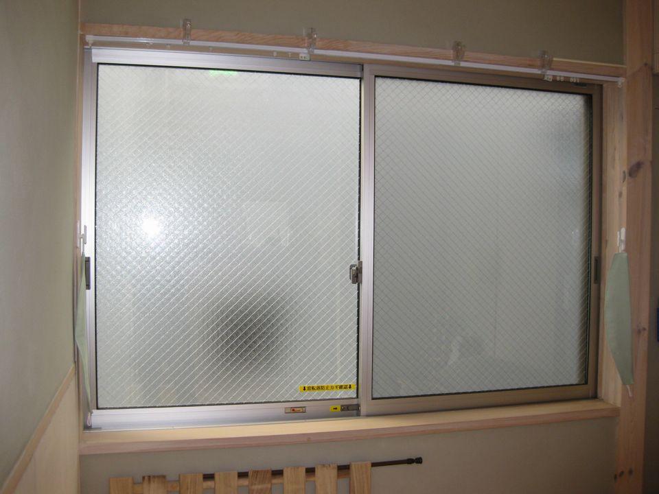 大田区T様邸結露対策内窓プラマードU施工前